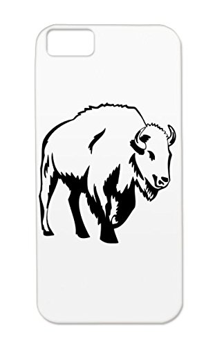 The Deer Skid-Proof Black Cover Case For Iphone 5C Wild Beast Wildlife Isolated Animals Nature One Mammal Outdoor Brown Stand