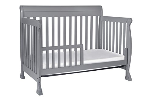 DaVinci Toddler Bed Conversion Kit, Grey Finish