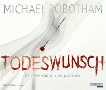 Todeswunsch: Psychothriller: Amazon.de: Michael Robotham, Ulrich ...