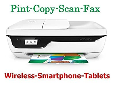 Hewlett Packard Officejet Wireless Inkjet All-in-One Color Printer with Copier,FAX,Scanner