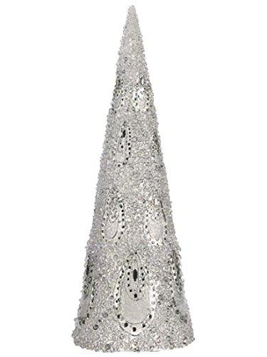 406-cm-regal-paon-paillettes-faux-cristal-de-table-arbre-de-noel-artificiel-topiaire-cone