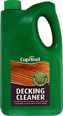 Cuprinol 2.5L Decking Cleaner