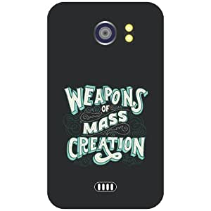 Micromax A 110 mass creation Phone Cover - Matte Finish Phone Cover