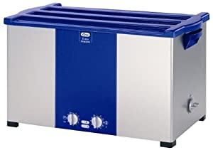 Tovatech E300H 100 7166 Elmasonic E Ultrasonic Cleaner, 19.9