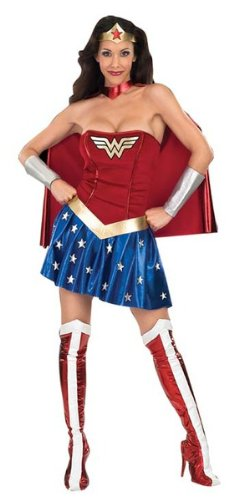 Wonder Woman X Small Adult Costume