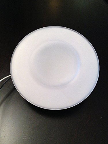 """1 New 3.2"""" Led 240 Lumen Recessed Interior Ceiling Lights For Rv Auto & Boats"""