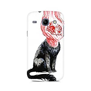 Mobicture Skull Premium Printed Case For Samsung Grand Duos 9082