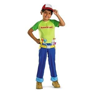Handy Manny - Size: Child S(4-6)
