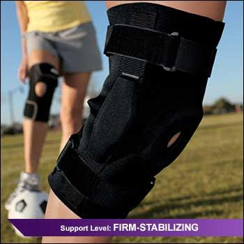 mueller ankle stabilizer instructions