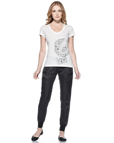 Freddy Pantalone+T-Shirt Pantaattack [Beige]