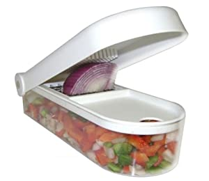 Kitchen Basics Fruit and Vegetable Chopper - Dice, Slice and Chop