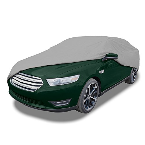 Budge Shield Car Cover Fits Sedans Up To 200 Inches, SD-3