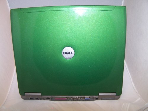 REFURB GREEN DELL D610 LAPTOP FREE EXTERNAL WEBCAM