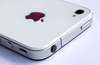 Apple iPhone4 イヤホンジャックキャップ&ドックコネクターカバー (2セット入)