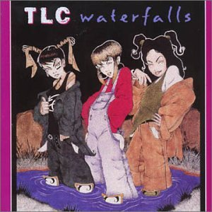 Original album cover of Waterfalls by TLC
