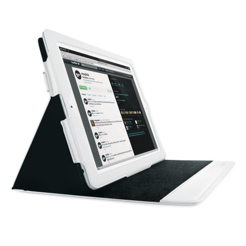 Mophie Workbook Case for iPad 2 - White (2041_WRKBK-IPAD2-WHT)
