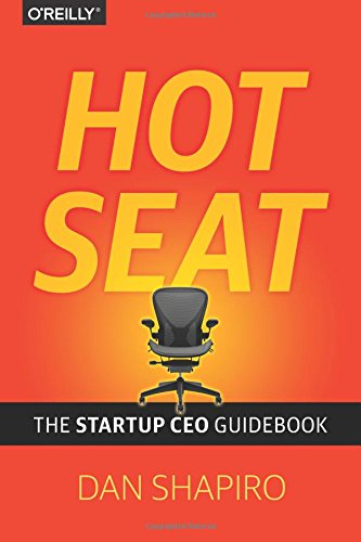 Book cover-Hot Seat