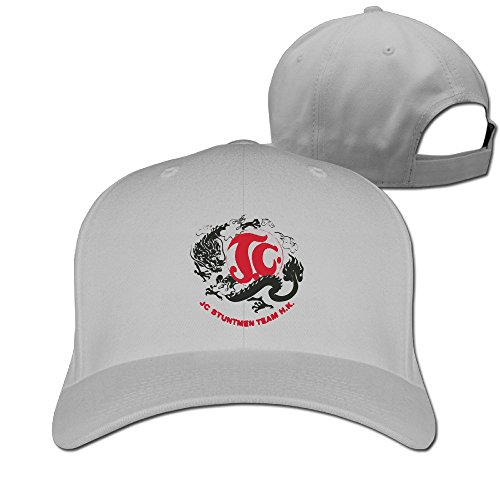 Jackie Chan Logo Unisex Stretchy Hat For Men