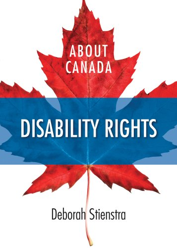 Sale alerts for Fernwood Publishing About Canada: Disability Rights - Covvet