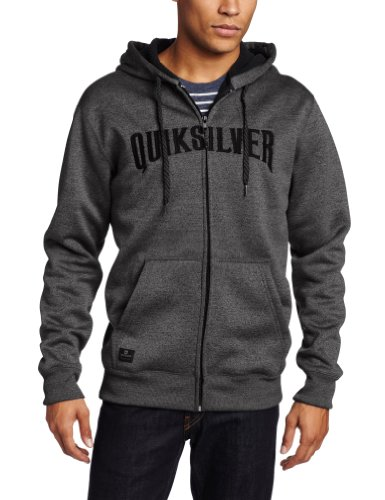 Quiksilver Men's Hydobond Zip Up Hoodie