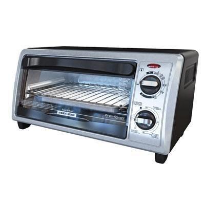Bd 4 Slice Toaster Oven