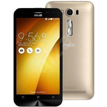 """Asus Zenfone 2 Laser 5,5"""" Smartphone, 16 GB, Dual-SIM, Oro [Italia]"""