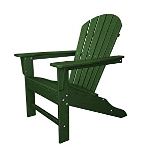 Polywood Outdoor Furniture South Beach Adirondack Chair