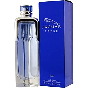 JAGUAR FRESH by Jaguar EDT SPRAY 3.4 OZ for WOMEN