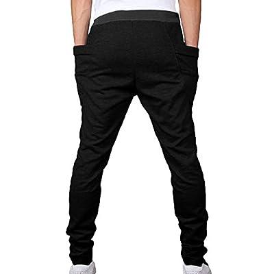Men's Slim Fit Casual Jogging Harem Pants
