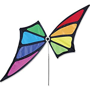 Amazoncom Butterfly Spinner Rainbow Patio Lawn Garden