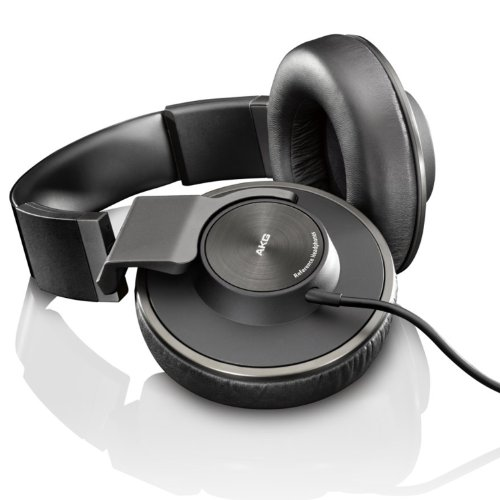 AKG K550 Closed-Back Reference Class Headphones--Black