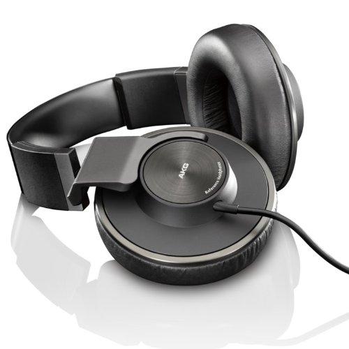 AKG K550 Closed-Back Reference Class Headphones--Black