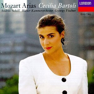 Mozart Arias - Cecilia Bartoli - CD