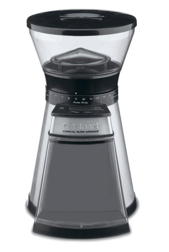 New Cuisinart CBM-18N Programmable Conical Burr Mill