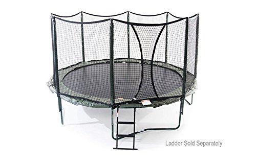 NEW-14-AlleyOOP-PowerBounce-Trampoline-with-integrated-Safety-Enclosure