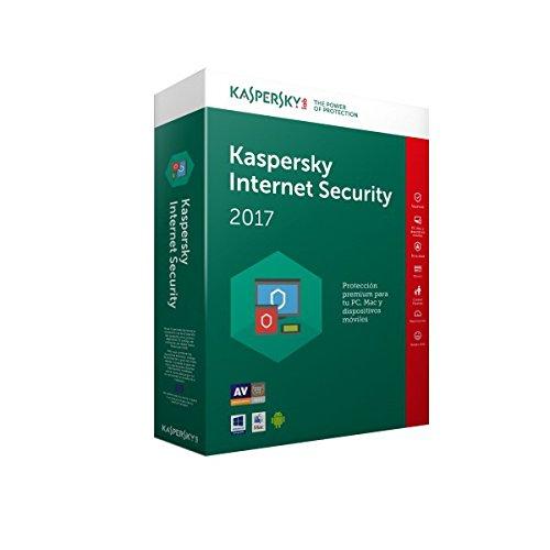 Kaspersky Int.Security Multi-Device 2017 3L/1A RN