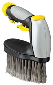 Nelson Outdoor Water Brush Cleaner with Soap Dispenser 2672 (Discontinued by Manufacturer)
