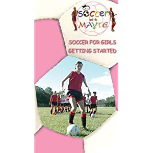 Soccer with Mayte: How to be a Great Goalkeep movie