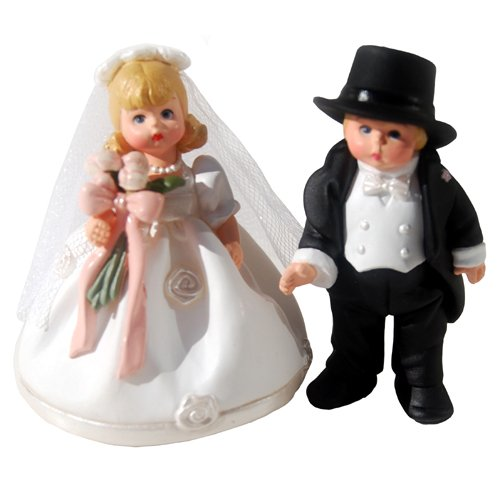 Merry Miniatures Bride and Groom - 1