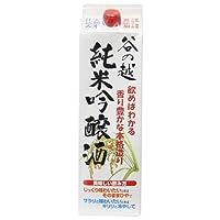 谷の越 純米吟醸酒 1800ml × 2ケース (12本入り)