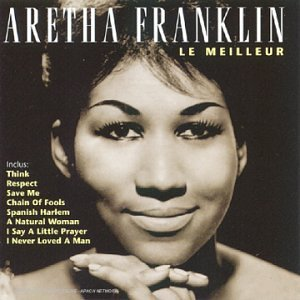 Aretha Franklin - Aretha Franklin - Le Meilleur (1 CD) - Zortam Music