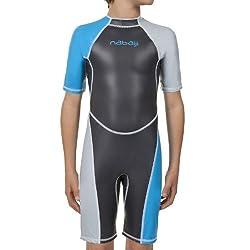 Nabaiji Male Swimming Kloupi-Boy-Blue Age 10