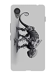 TREECASE Designer Printed Hard Back Case Cover For OnePlus X