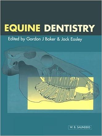 Equine Dentistry, 1e