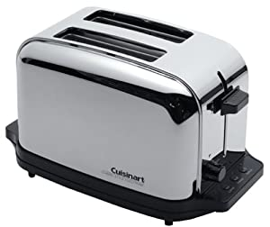 Factory-Reconditioned Cuisinart CPT-70FR Toaster
