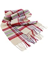 John Hanly & Co. Extra Long Irish Lambswool Scarf-Irish Made