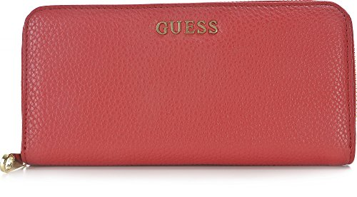 guess-alanis-woman-wallet-large-zip-around-red