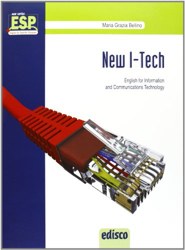 new-i-tech-english-for-information-and-communication-technology-con-e-book-con-espansione-online-per
