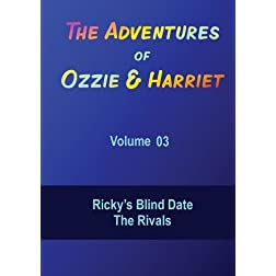 Ozzie & Harriet [Volume 03]