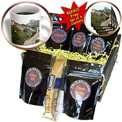Vacation Spots - Great Wall of China - Coffee Gift Baskets - Coffee Gift Basket
